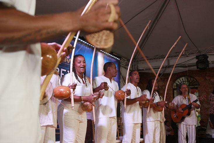 Agosto da Capoeira