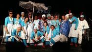 Largos do Pelô são palcos para os ensaios de Carnaval