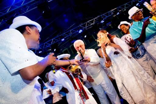 Homenagem aos Bambas - Abertura Carnaval do Pel�
